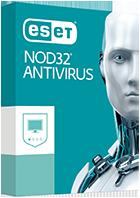 ESET NOD32 Antivirus Édition 2017 - renouvellement licence, remise de fidélité incluse