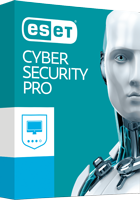 ESET Cyber Security Pro - renouvellement licence, remise de fidélité incluse